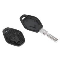 deckung bmw x3 großhandel-Remote ersatz autoschlüssel shell fob case abdeckung für bmw 3 5 7 serie z3 z4 x3 x5 m5 325i e38 e39 e46 3 taste
