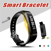 Wholesale Smartphone Heart Monitor - Y11 Alta Style Smart Wristband Fitness Tracker Heart Rate Monitor Pedometer Smart Band Bracelet for IOS Android Smartphone