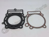 Wholesale gasket valve - Wholesale- 78MM Cylinder Head Gasket NC250 250CC 4 Valve ZongShen xmotos kayo asian wing BSE dirt pit off road bike