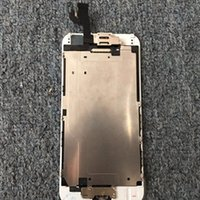Wholesale Face Displays - Grade AAA Tianma LCD Display With Touch Screen Facing Camera+Earpiece+Home Button+Frame Completed Parts For iPhone 6 6g 4.7 inch