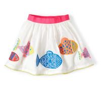 Wholesale Red Dot Skirt Girls - 4 style BST 2017 hot selling NEW ARRIVAL Little Maven girls Kids 100% high quality Cotton cartoon print skirt causal summer girls skirt