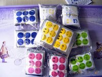 Wholesale Smiley Face Mosquito - Nature Anti Mosquito Repellent Insect Repellent Bug Patches Smiley Smile Face Patches Baby Adult Mosquito Repellent Stickers