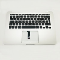 "Wholesale topcase macbook - New FR French Clavier Keyboard Top Case For APPLE Macbook Air A1466 13"" Laptop Topcase Palmrest 2013 2014 2015"
