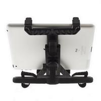 tablette autositzhalter universal großhandel-Wholesale-Universal Car Rücksitz Kopfstütze Halterung Halter Ständer Halterung Kit für Samsung Galaxy Tab 10.1 Tablet für iPad Mini 4 3 2
