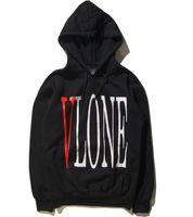 büyük erkekler hoodie toptan satış-Justin bieber büyük harfler artı kaşmir hood sweatshirt Avrupa gelgit marka erkek hoodies hip-hop gevşek ceket sonbahar hoodie