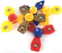Wholesale Cheap Toys For Kids Wholesale - New EDC Fidget Spinner Toy Plastic Finger Spinner Toy Hand Spinner HandSpinner EDC Toy For Decompression Anxiety Toys Cheap