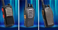 2pcs Walkie Talkie Radio BaoFeng BF-888S 5W Portable Schinken CB Radio Zweiweg Hand HF Transceiver Interphone bf-888s