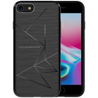 Wholesale Original Nillkin Case - for Apple iPhone 8 8Plus Silicone Case Cover Original Nillkin Magic TPU Back Case for iPhone 8 Cover for iPhone 8 Plus