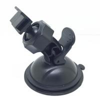 gps sahipleri bağlar toptan satış-Otomatik Takograf 360 Derece Dönüş GPS Navigasyon Sucker Araç Video Kaydedici Kamera için Braketi Araç DVR Tutucu Mounts