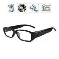 HD 720P Spion versteckte Brille Kamera Pinhole Kamera Mini Sonnenbrille DVR Eyewear Kamera Video Recoder Portable Sicherheit Camcorder