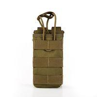 ingrosso sistemi idrici all'aperto-Outdoor Tactical Molle System Water Bottle Bag Bollitore Pouch Holder Multifunzionale Portabottiglia Spedizione gratuita CL6-0058
