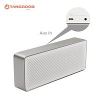 Wholesale docking music - Wholesale- 2017 Original Xiaomi Mi Bluetooth Speaker Square Box 2 Stereo Portable Wireless MP3 Music Player for iPhone Samsung Computer