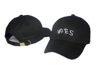 Wholesale Design Snapbacks - 2017 HOT ! New Drake ovo woes snapback Hats baseball Cap for men women snapbacks Sports Fashion Caps brand hip hip brand design hat