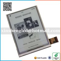 """Wholesale Ebook Eink - Wholesale- 6"""" ED060XD4(LF)C1 ED060XD4(LF)T1-00 ED060XD4 U2-00 Without a touch light ebook eink lcd display"""