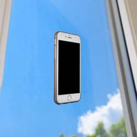 Wholesale Gravity Designs - Free shipping Anti-gravity case self sticky antigravity phone case Nanometer adsorption technology anti gravity design case for iphone 6 6s