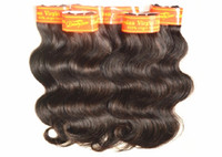Wholesale 1kg Hair Extensions - Wholesale Cheap Malaysian Virgin Hair Body Wave 1Kg 20bundles Lot 7A Grade Natural Color Hair Unprocessed Malaysian Human Hair Extensions