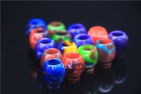 Wholesale Electronic Cigarette Halloween - Wholesale halloween gift electronic cigarette funny 510 drip tip Resin drip tips for e cigs vape mod free shipping