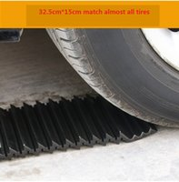 Wholesale for car lifts for sale - Car Lift Plate Automobile Tyre Antiskid Pad Anti Skid Pad Self Rescue Tool Plate Snow Shovel For Emergency Snow Rescue Shovel R