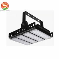 Wholesale Thin Led Lighting Floods - Ultra thin finned radiator LED floodlight 200W LED flood lights IP65 water proof high-pole lamps AC85-265V 3years warranty projector light