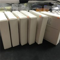 Wholesale Iphone Boxes Packages - 100pcs lot 7 generations With retail package boxes For A++++ Original OEM Quality 1m 3ft USB Data Sync Charger Cable for iphone 5 cable