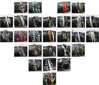 Wholesale Infinity Arrow Bracelet - Infinity Cross Anchor Arrow Love Heart Owl Believe Pearl Bracelets Mix 30 Style 30pcs Leather Infinity Charm Bracelet Vintage Accessories