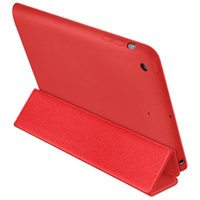 Wholesale Case Ipad Dropshipping - Wholesale- Smart Case For iPad mini 1 2 3 Retina Slim Stand Leather Back Cover Dropshipping High Quality Free Shipping Z 35
