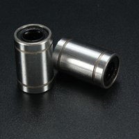 Wholesale Linear Bearing Wholesale - 1pcs LM8UU 8mm Linear Ball Bearing Bush Bushing linear bearing 8mm 3d printer LM8 for 3d printer cnc parts