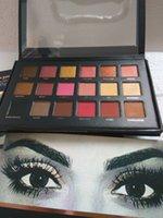 Wholesale Earth Warms - Brand Warm earth colors eyeshadow pallete 18 color matte eye shadow nude matte eyeshadow Natural Nudes Eye Colour Palette