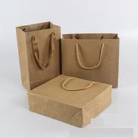 78342fcb3 Al por mayor bolsas de papel liso manijas en venta - Apresurado y manejado  Vino Liso