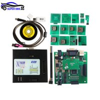 Wholesale New Arival XPROG Black Metal Box XPROG M V5 Auto ECU Programming Interface Xprog M V5 Update Xprog V5