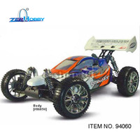 Atacado- HSP RACING RC CAR PLAMET 94060 1/8 ESCALA ELÉTRICA POWER BRUSHLESS 4WD OFF ROAD BUGGY 7.4V 3600MAH LI-PO BATERIA KV3500 MOTOR