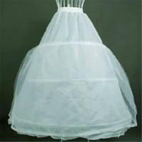 Wholesale Dress Bride Layers - The Bride Wedding Dress Wholesale Sales Promotion New Peng Skirt Tide Bone Marriage Gauze Skirt Of Three Rims Layer 2