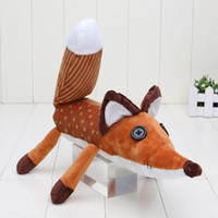Wholesale Fox Stuffed Animal - Wholesale-40cm The Little Prince Le Petit Prince Plush Toy Fox Animals Stuffed Dolls Soft Toys Christams Gift For Children