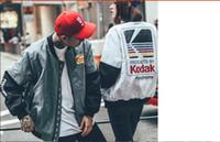 Wholesale Japanese Style Jackets - 2017 Men jacket brand Clothing Japanese style ma1 bomber jacket Harajuku pilot Jacket Mens jaqueta masculina veste homme C0859