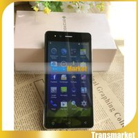 Wholesale Water Screen Price - Newest 5.0Inch F1 Unlock Android Phone Dual Sim Card MTk6572 Dual Core Cheap Phone 3 Colors Free case Cheap Price Cellphone