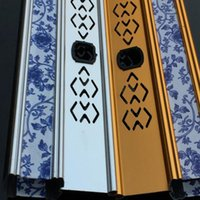 Wholesale Pants Porcelain - Blue and white porcelain Clothes Hanger Hand Lift Clothes Hanger Balcony Blue and white porcelain on the surface Home Supplies