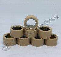 Wholesale Scooter Parts Clutch - Wholesale- 30 x 18 28G Clutch Variator Roller For CF188 CFMoto CF moto 500 500CC CF196 800 800CC ATV UTV Scooter Parts