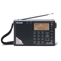 Venta al por mayor-20PCS / LOT Tecsun PL310ET radio de banda ancha de radio de demodulador FM / AM TECSUN PL-310 zl746