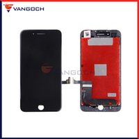 Wholesale Replace Lcd Screen - AAA Quality No Dead Pixel Display for iPhone 7 LCD Replacement with 3D Touch Digitizer Assembly Replace Screen Free DHL Shipping