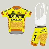 Wholesale Cycling Shirts Men - 2016 New ! Ale Pro Men's Cycling Jersey Set. Short Sleeve Bicycle Cycling Clothing + Bib Shorts Bike Wear Shirts Maillot Ropa Ciclismo Mtb