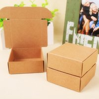 Wholesale Style Party Ideas - Wholesale-2015 Natural Kraft paper gift box for wedding,birthday and Christmas party gift ideas,good quality for cookie candy,28 styles