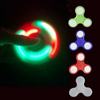 Wholesale Cheap Toy Horses - hot toy Newest led fidget spinners Horse Race Lamp hand spinner Torqbar Brass Finger Toy EDC Focus Gyro Gift shipping by dhl wholesale cheap