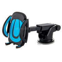 Wholesale car cup holder phone resale online - For mobile phone Xiaomi Redmi Mobile Cell Phone Car Holder Auto Gps Accessory Suction Cup Sucker