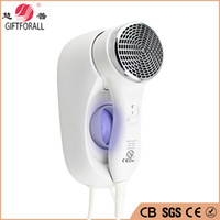 Wholesale Gear Dc - Wholesale- The New Professional Hair Dryer Wall Mounted Hair Dryer Rack Bathroom Low Medium High Third Gear Mini Hair Dryer Z35
