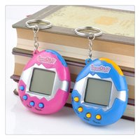 Wholesale Digital Game - Hot Funny Toys Vintage Retro Game 49 Pets In One Virtual Pet Cyber Toy Tamagotchi Digital Pet Child Toy Random Retro Game Kids