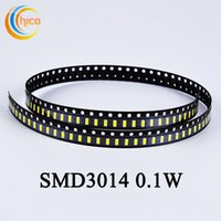 SMD 3014 led led led diodo per led per luce a striscia LED Spotlight Indoor Bulb Red / Yellow / Blue / Green / White / Warm white