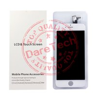 original touch screen digitizer - Original LCD Display Touch Digitizer Complete Screen with Frame Full Assembly Replacement for Grade A iPhone DHL shipping