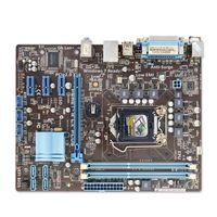 Wholesale asus 1155 - P8H61-M LX PLUS Original Used Desktop Motherboard H61 Socket LGA 1155 i3 i5 i7 DDR3 16G uATX On Sale