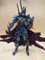 Wholesale Knight Toy - Play Arts PA Comic Edition The Dark Knight Articulation Movability Figure Action Figure Toys Model for Gift PABITOYFIRM