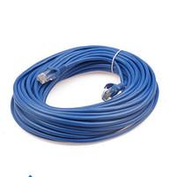 ide computer-kabel großhandel-Großhandels-neue Ankunfts-dauerhafte 15M 50FT RJ45 für CAT5 10M / 100M Ethernet-Internet-Netzwerk-Flecken LAN-Kabel für Computer-Laptop